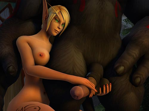 world of warcraft porno